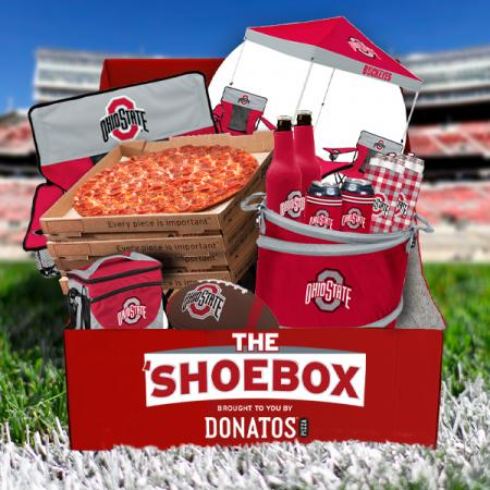 Enter to win the Ultimate Tailgate Package